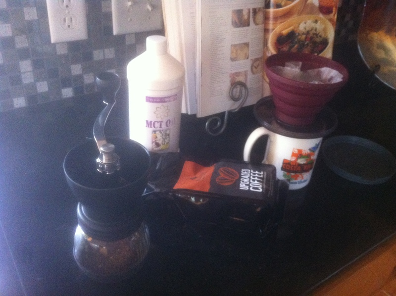 Bulletproof Coffee Rig